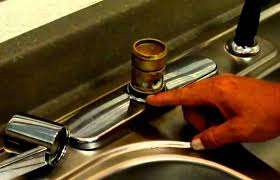 easy to diy kitchen faucet repair steps