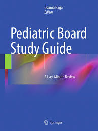 pediatric board study guide pdf diseases and disorders medicine