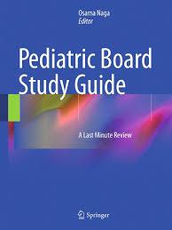 pediatric board study guide pdf diseases and disorders medicine