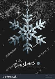 fancy christmas merry christmas happy new year fancy stock vector 451218175