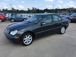 2002 used mercedes benz c class c240 4dr sedan 2 6l at car guys