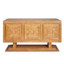 Credenzas Antwerp Wood Credenza Modern Furniture Jonathan Adler