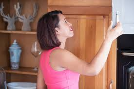 tips on how to choose the best kitchen cabinet finish aarons touchup