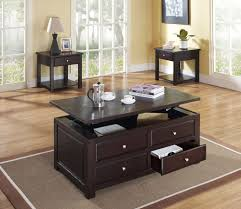 Coffee Table With Lift Top And Storage Lift Top Coffee Table Espresso