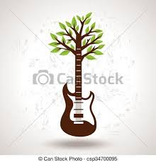 eps vectors of creative musical tree csp34700095 search clip