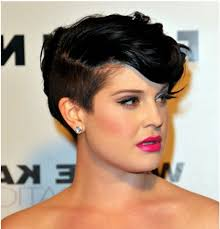 hair styles with one side shaved women medium haircut