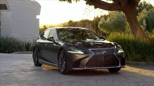 all new lexus ls luxury 2018 all new lexus ls 500 one of top 5 luxury cars youtube