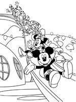 coloriage mickey sur top coloriages coloriages mickey