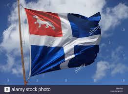 Flag Im Medieval Flag White Background Stockfotos U0026 Medieval Flag White