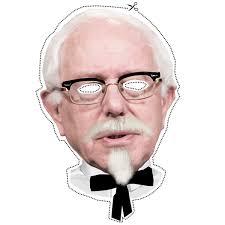 punny political printable halloween masks