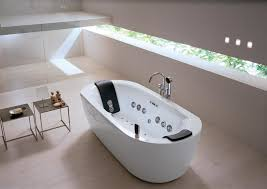 home design pros and cons for installing free standing bathtubs