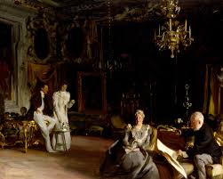 the gardner looks at henry james and his painter friends the