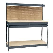 Heavy Duty Shelves by Decorating Edsal Shelving 5 Shelf Steel Shelving Unit Lowes