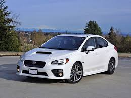 subaru wrx twin turbo 2017 subaru wrx sport tech road test carcostcanada