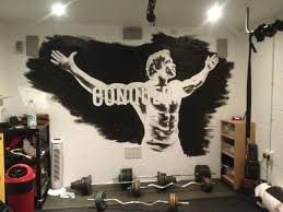 picture i painted for motivation in the gym rebrn com picture i painted for motivation in the gym