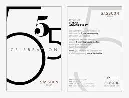 Salon Invitation Card Sassoon Salon Anniversary Party Makeover U2013 Style Logical