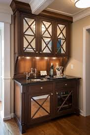 wonderful rustic wooden floring and roof with black table www photos hgtv classy wet bar features mirrored cabinet doors nautical home decor home decorator