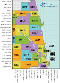Zip Code Maps by Chicago Real Estate Zip Code Map Search Best Chicago Properties