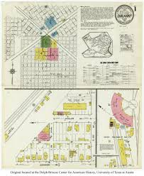 Great Chicago Fire Map by