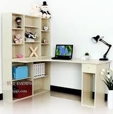 White Laminate Desk Modern Study Desk Ergonomic Kids Study Table And Desk White