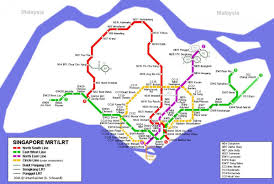 Dubai Metro Map by Singapore Metro Map Metro Map Singapore Republic Of Singapore