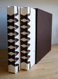 bound photo albums handmade book structures hinged strung stitched