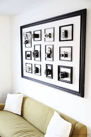 Picture Frame Hanging Ideas 25 Best Large Frames Ideas On Pinterest Picture Frame Projects