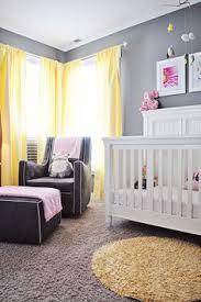 Gray And Yellow Nursery Decor Yellow And Grey Nursery Design Nursery Nursery Design And Gray