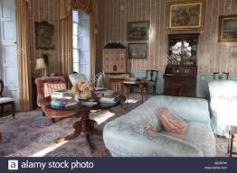 the pink drawing room enniscoe house georgian stately home b u0026b