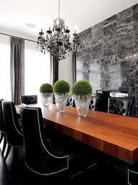 salle a manger shabby chic chaises de salle à manger en velours une invitation confortable