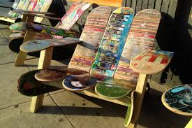 skateboard chairs photo of the day caffeinated skateboard chairs blog skaty9 com