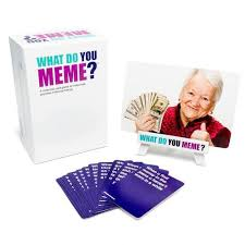 What Do You Meme - what do you meme a millennial card game for millennials and their