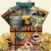 gourmet coffee gift baskets coffee or tea gift baskets usa sendluv gift baskets
