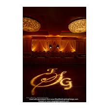 Wedding Gobo Templates Rosco Steel Wedding Gobo 007 Bgs Monogram Stage Lighting Store