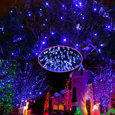 Purple Led Halloween Lights Qedertek Christmas Lights Solar String Lights 72ft 200 Led Fairy
