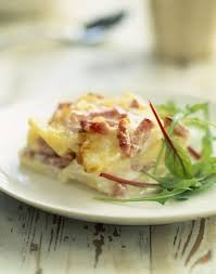 cuisine gratin dauphinois gratin dauphinois au jambon et lardons cuisine plurielles fr