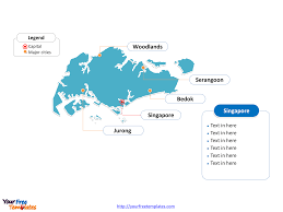 Blank Map Of East And Southeast Asia by Free Singapore Editable Map Free Powerpoint Templates