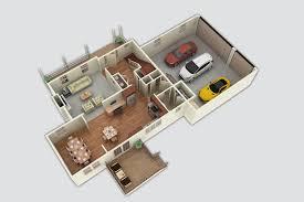 professional 3d floor plan service