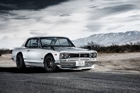 nissan skyline in japan cars skyline gt r kpgc10 redsunfastcars