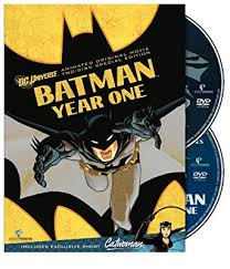 batman year one batman year one two disc special edition various