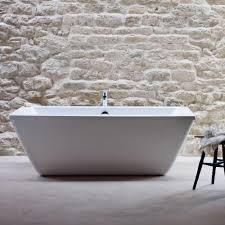 cleargreen freefortis double ended freestanding bath online
