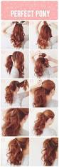Easy Updo Hairstyles For Thin Hair by 60 Simple Five Minute Hairstyles For Office Women Complete