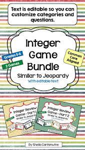 Add Subtract Integers Worksheet 155 Best Integers Images On Pinterest Teaching Math Teaching