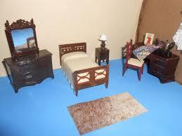 Plastic Bedroom Furniture by 318 Best Vintage Plastic Dollhouse Furniature Images On Pinterest