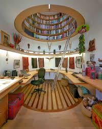 15 novel home library designs for the bookish type