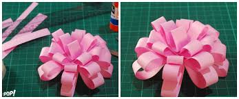 make your gifts look extra special with this diy gift wrapping bow