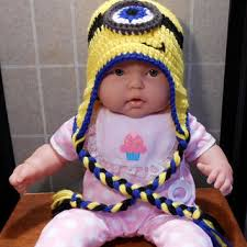 Baby Minion Costume Best Crochet Halloween Costume Products On Wanelo
