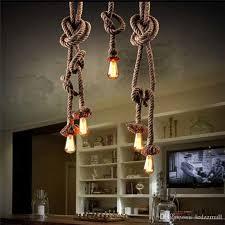 discount retro vintage pendant light lamp loft creative