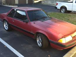 1993 mustang lx for sale 1991 1992 1993 mustang lx notchback foxbody 5 0 for sale photos
