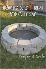 48 Fire Pit Ring by Backyards Terrific Backyard Fire Ring Outdoor Fire Rings Sale